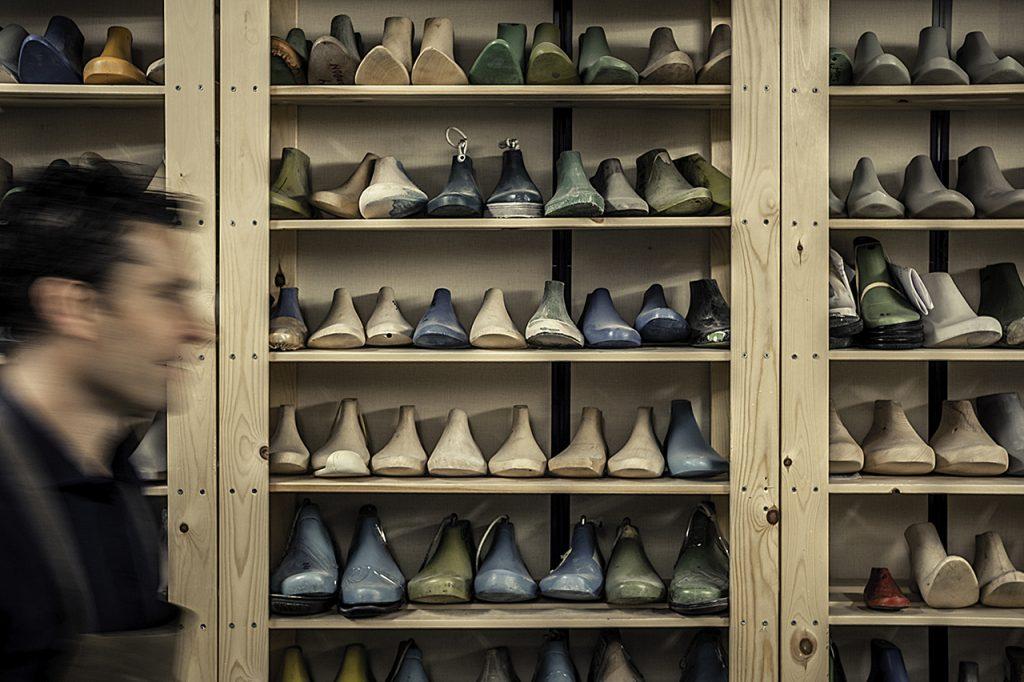 Shoe last advise