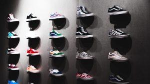 Markteinführung der Schuhkollektion