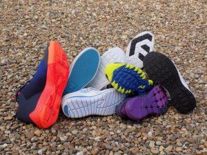 Schuhentwicklungen gegen Verletzungen